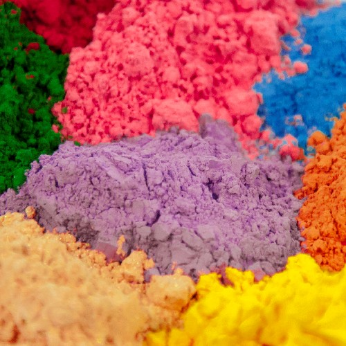 Pigments for ceramic decoration