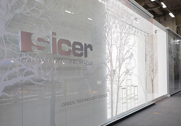 Sicer at Cersaie 2019