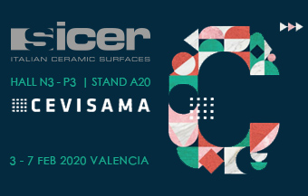 SICER IS WAITING FOR YOU AT CEVISAMA 2020