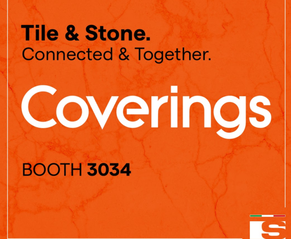 Sicer at Coverings 2021.